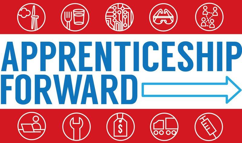 Apprenticeship Forward large logo