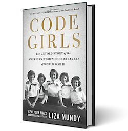Code Girls Cover