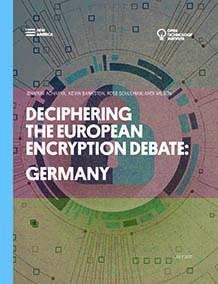 Transatlantic Encryption: Germany Cover small