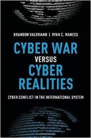 Cyber War Vs. Cyber Realities
