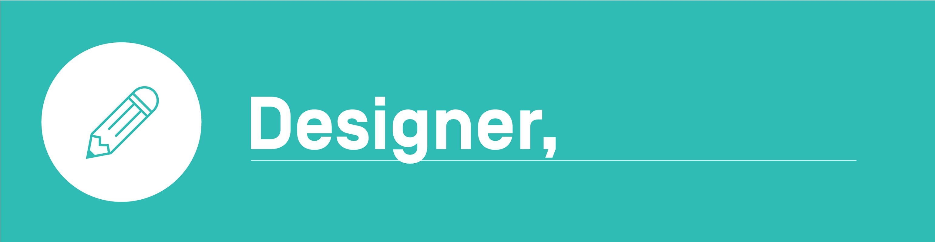 Algorithmic Bias - Designer