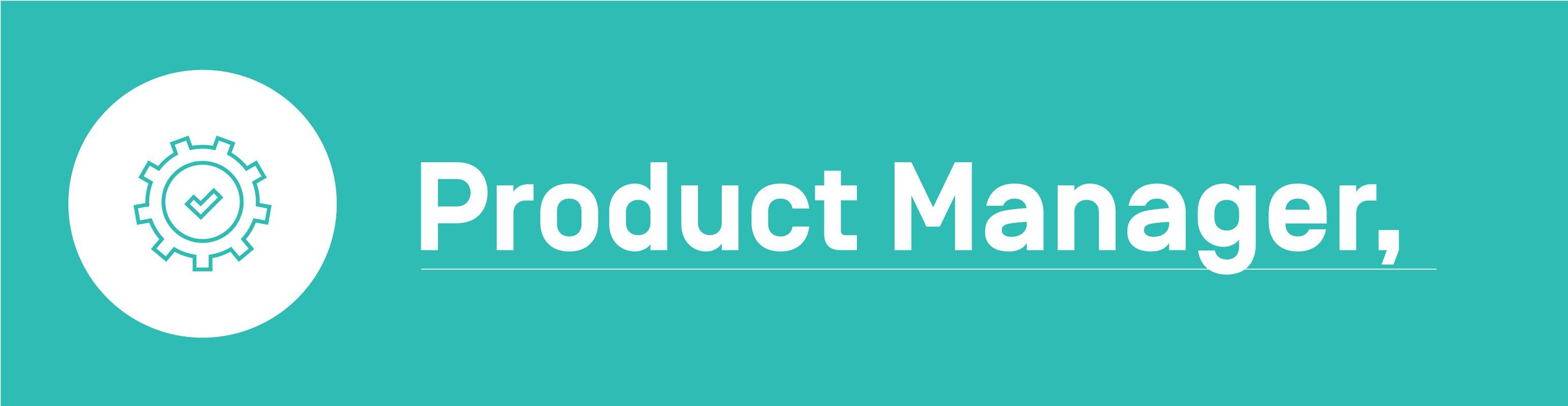 Algorithmic bias - Product Manager
