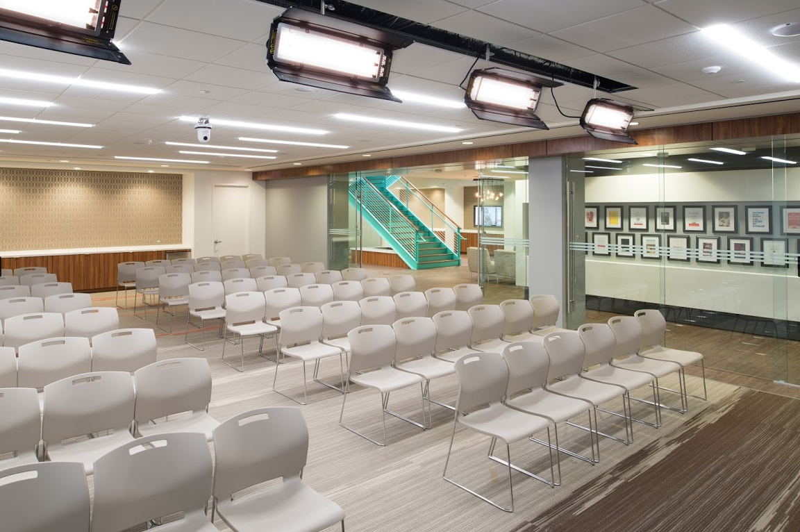 New America's new event space