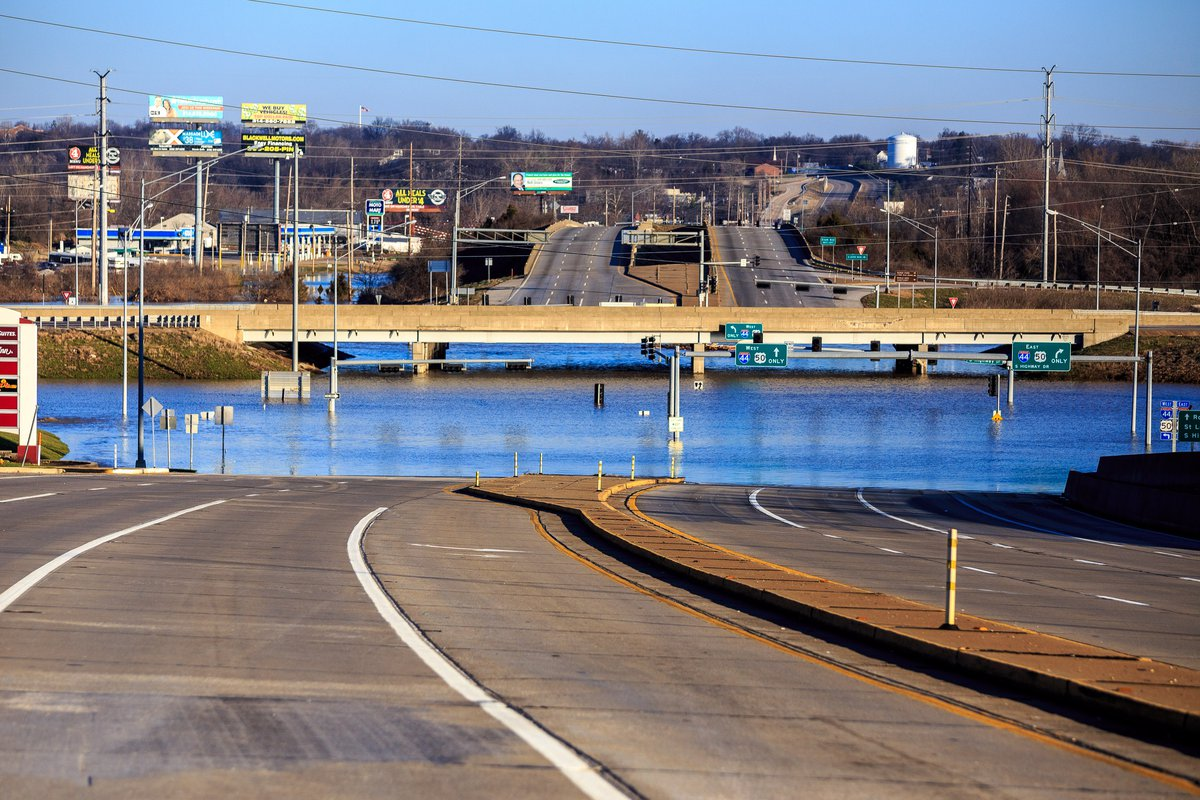 St Louis flooding