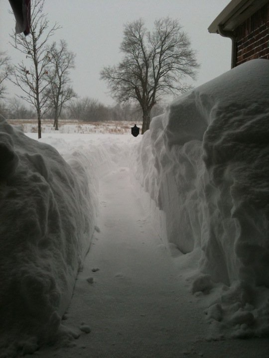 tulsa snow