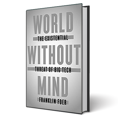 World without mind book cover