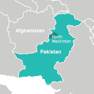 North Waziristan, Pakistan