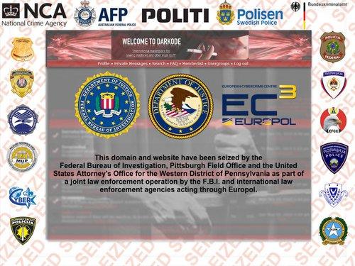Darkc0de Screen FBI