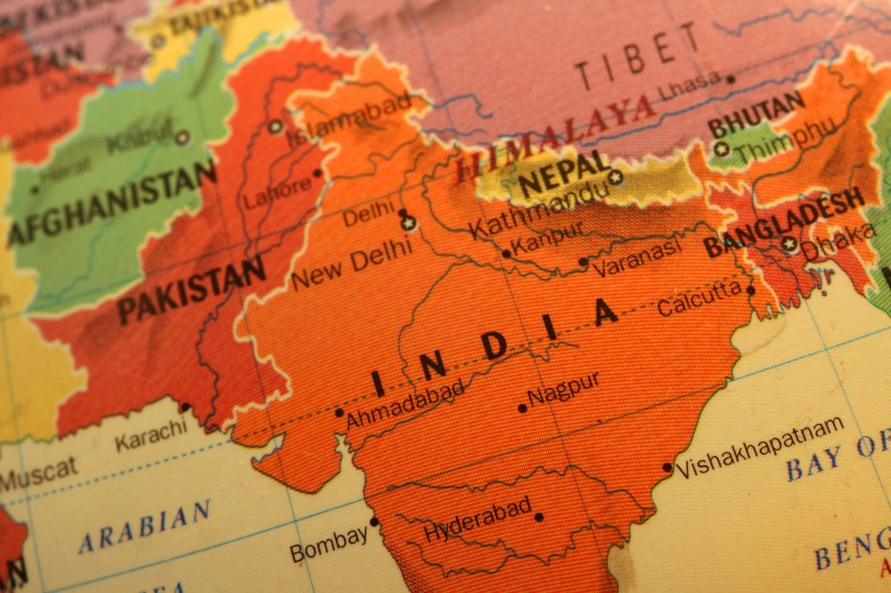 Shared Environmental Concerns Between India And Pakistan - Where is pakistan